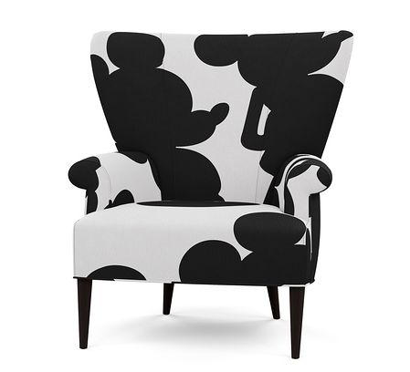 Ethan Allen Mickey Mouse Chair Raob33