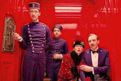 The grand budapest hotel bzlt8w