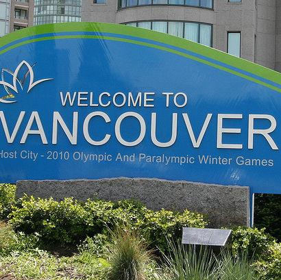 Vancouver sign spr2vz