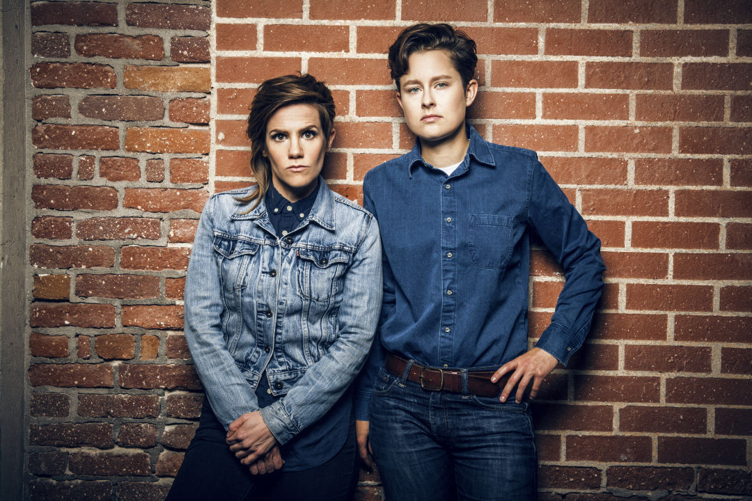 Cameron Esposito And Rhea Butcher Are Here Queer And Ready