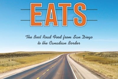 West coast road eats book qsc8ds