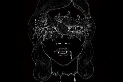 Halloween mask gk2vcn