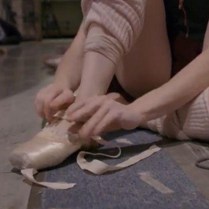 Balletshoes onv0uh
