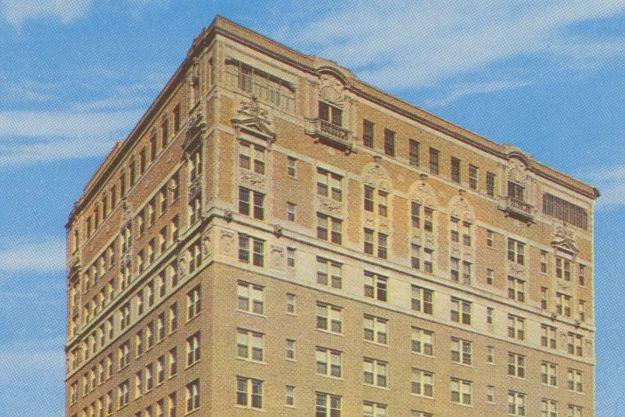 Hou 1116 history lamar hotel lly777