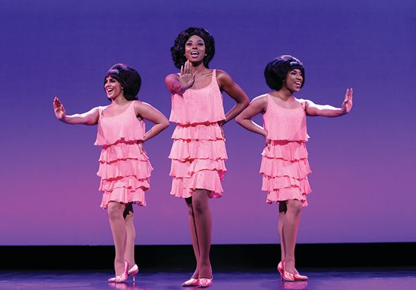 Motown the musical cslbta