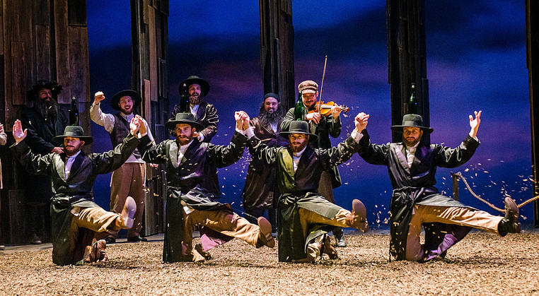 Review Pcs S Quot Fiddler On The Roof Quot Portland Monthly