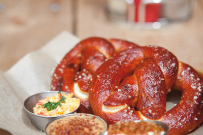 Brave horse tavern pretzels hvwllt
