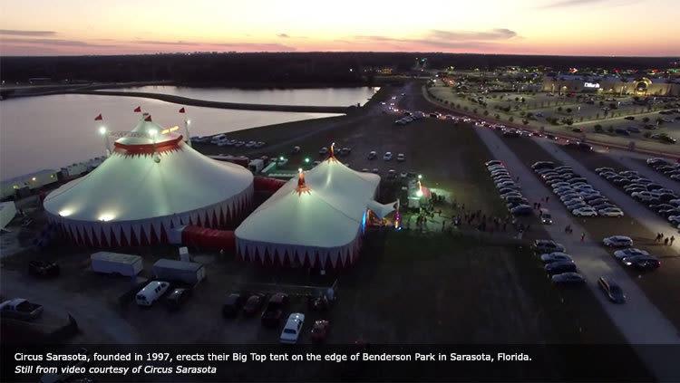 Risultati immagini per circus sarasota