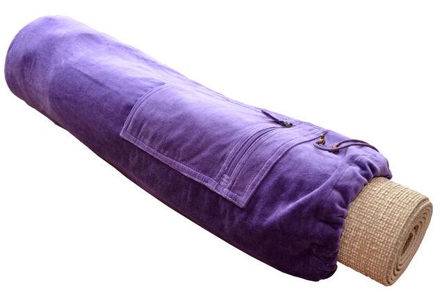 0113 velvet yoga mat mkjsnm
