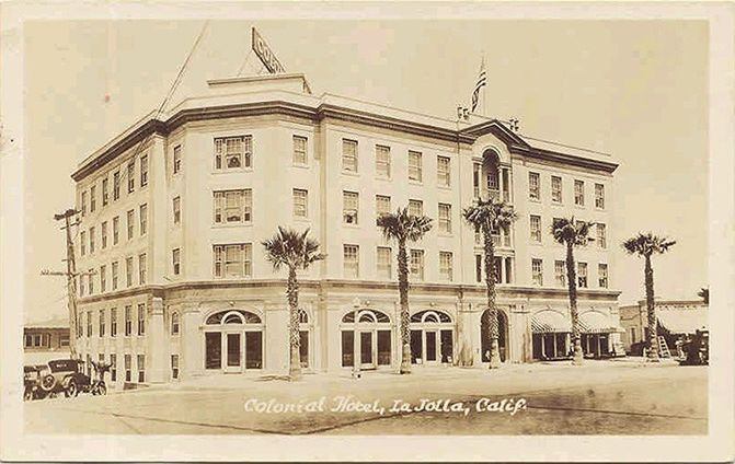 Haunted hotels in california o0gato