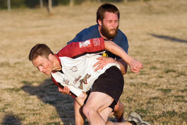 0809 163 getout tackle henedm