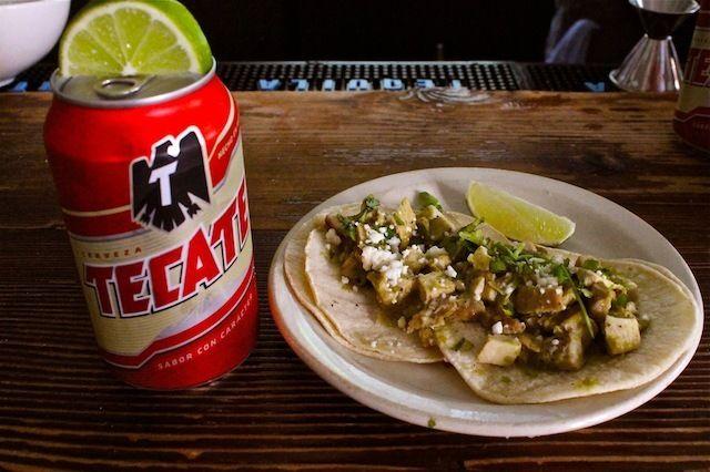 The saint bar tacos szvc71