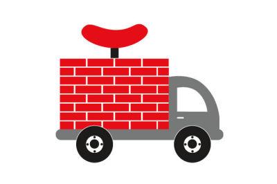 0414 ice house food trucks illustration ast6jw