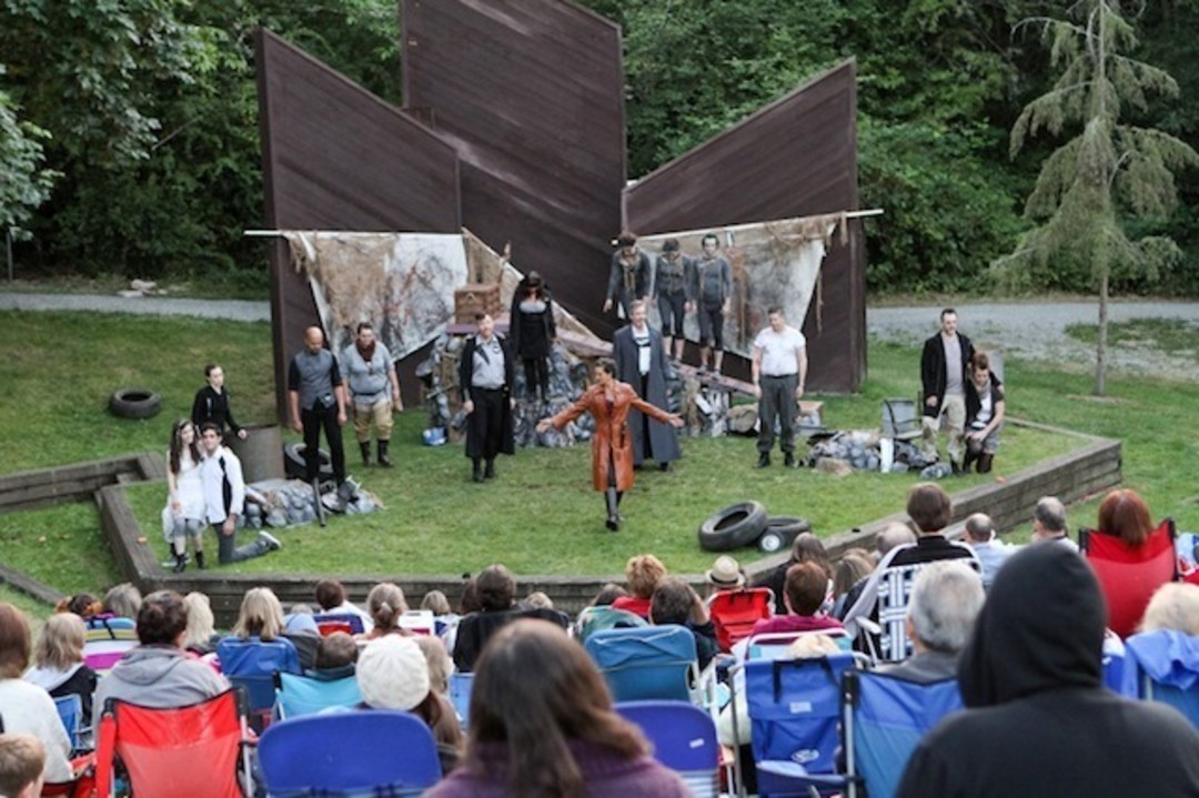 Seattle Shakespeare Co Annouces Its Summer Plays And 201415 Season