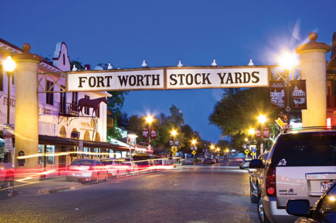 Travel Taking A Trip To The Fort Worth Stockyards Houstonia