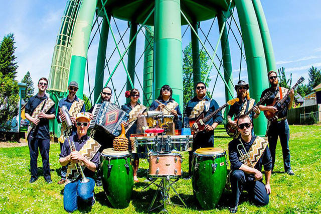 Orquestra pacifico tropical xaxp2a