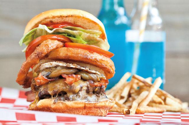 0713 lil woodys burger nkm307