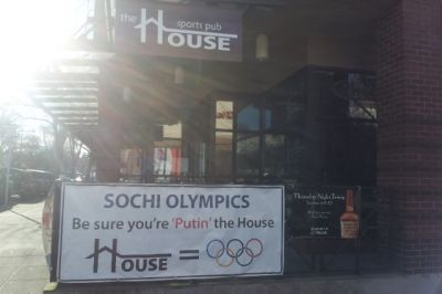 The house sports pub sochi olympics d30qtu