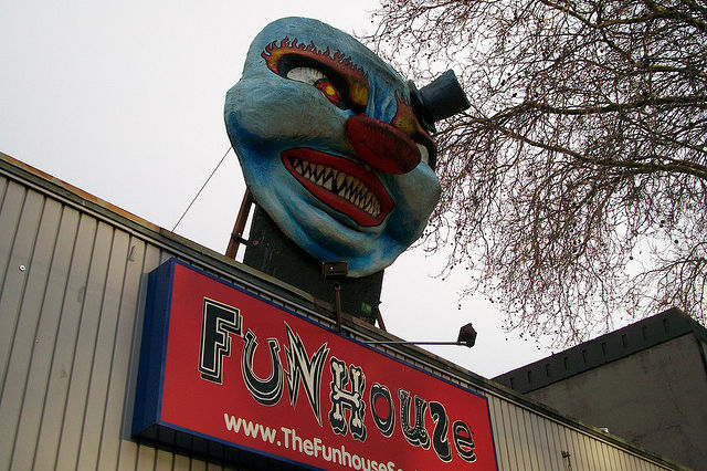 The funhouse vlshax