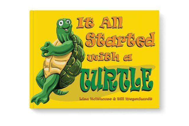 1214 childrens book turtle starter k13nuq