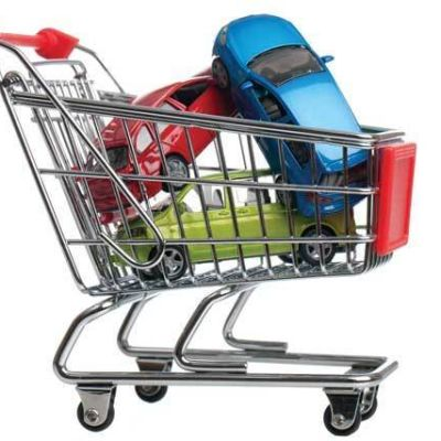 Shopping car cart m2l6po