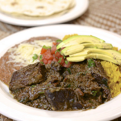 Carne guisada photo from flickr kfmbka