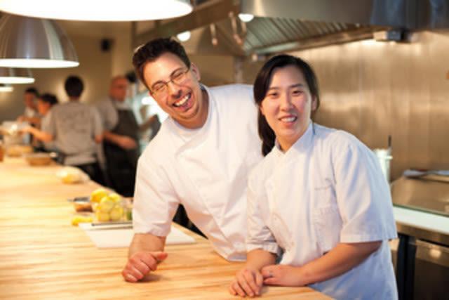 Chirchi and yang owners revel restaurant px1jfd dennys