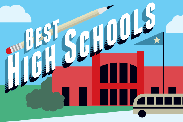 Best high schools nsm5vr