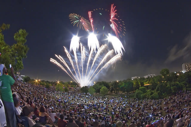 Celebrate Out Of The Box 4th Of July Houstonia
