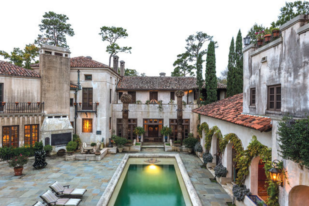 pretty mansions with pools houstons top homes houstonia