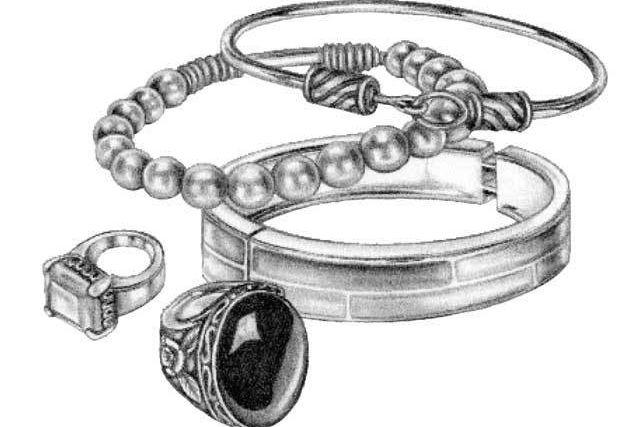 Style resolutions rings bracelets slgcfi