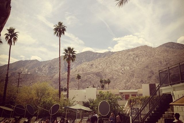 A Totally Insane But Completely Awesome Palm Springs