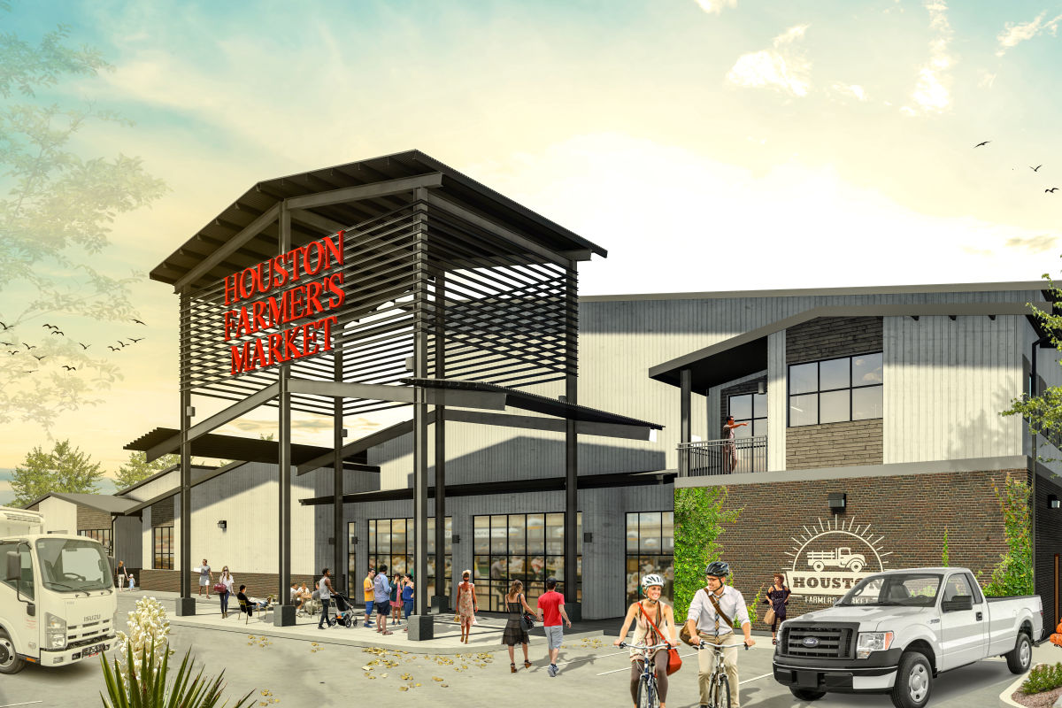The Old Canino Produce Market Redevelopment Has Begun