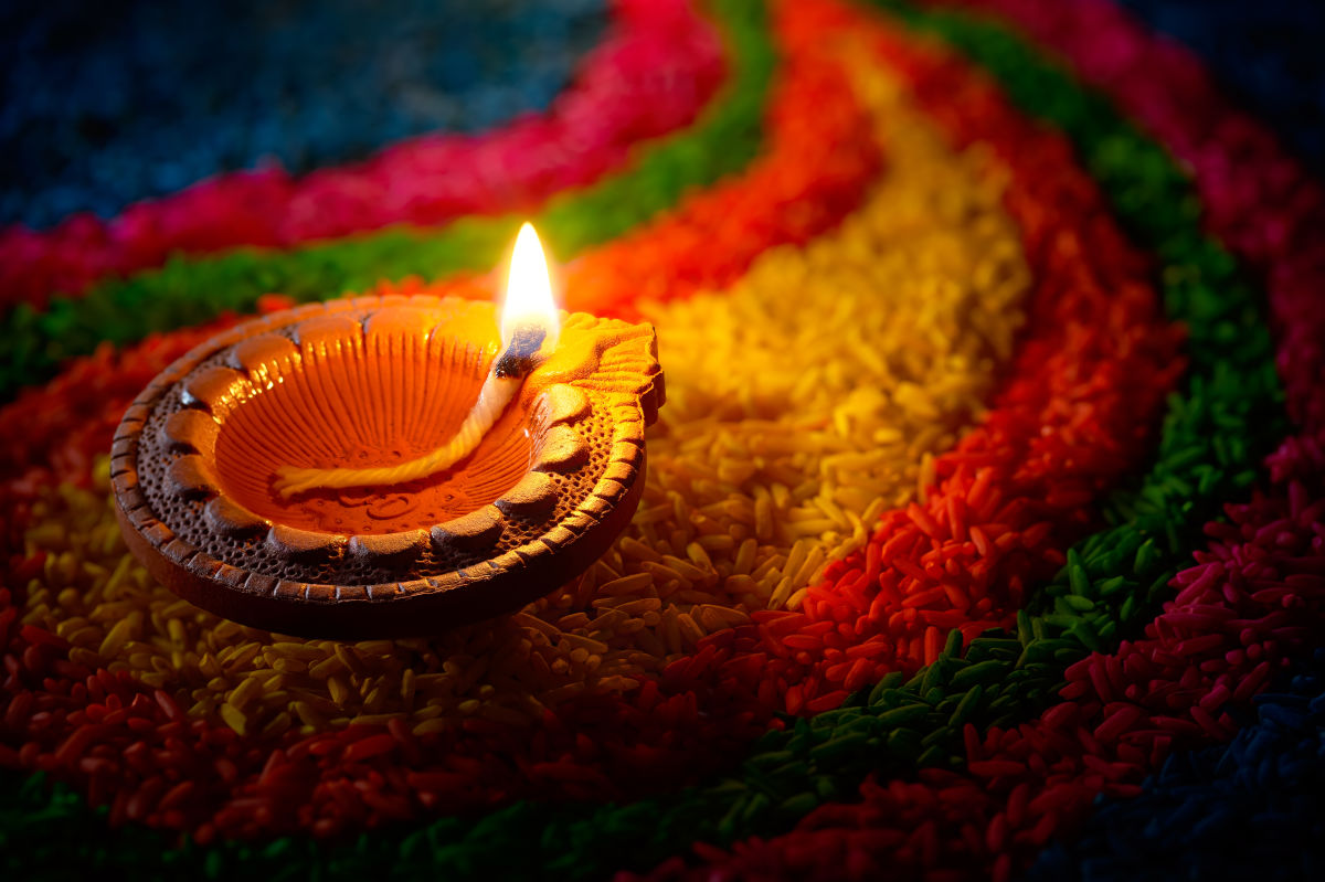 Finding the Light in Darkness: Diwali during Covid-19   Houstonia Magazine