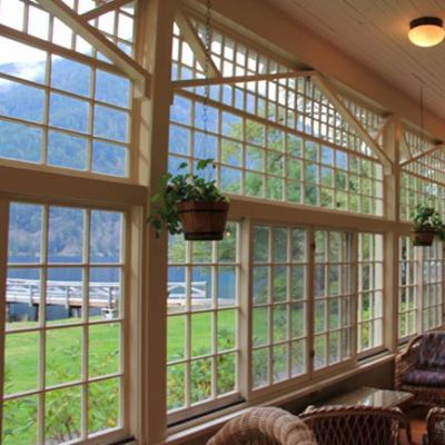 Lake crescent interior qxtpnj