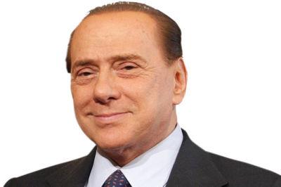 Berlusconi cutout lvnlgp