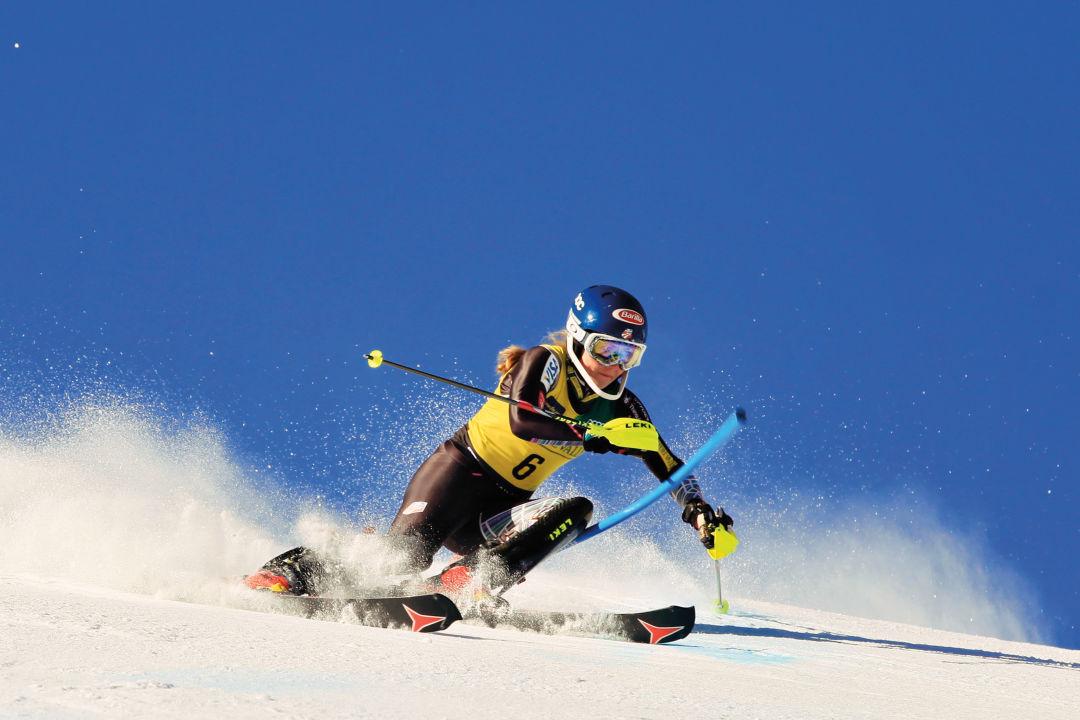 Mikaela shiffrin slalom large hbukyn