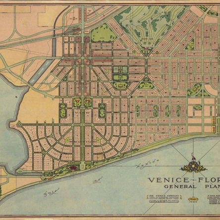 Venice city plan sjb7ge