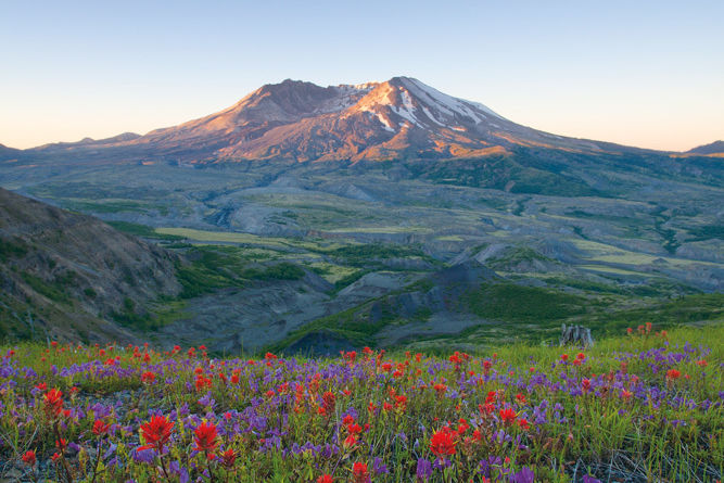 St Helens Auto Center >> The Meditative Gardener: Mt St Helens