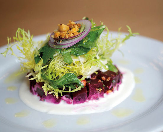 Beet salad little bird ba1mbm