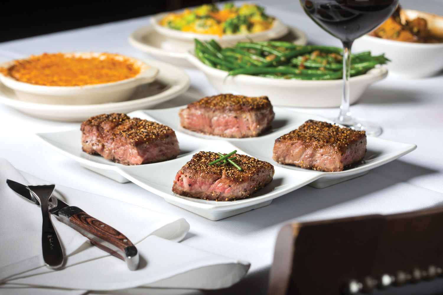 top 5 steakhouses near me