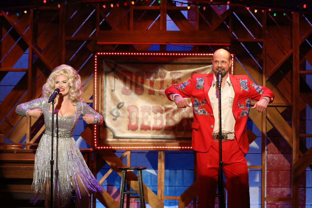 The Doyle and Debbie Show' Shakes it Up at Stages | Houstonia