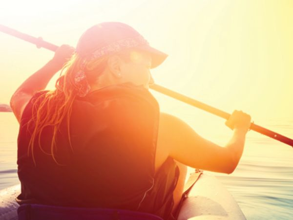 Kayak fin payhcz
