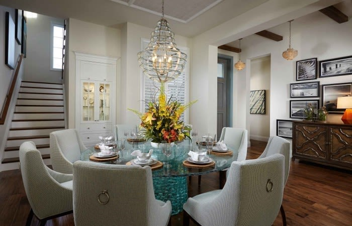 Romanza interior dining room ivbapw