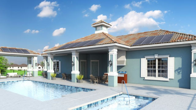 Neighborhood to Begin Using Solar Power to Heat Pool | Sarasota Magazine