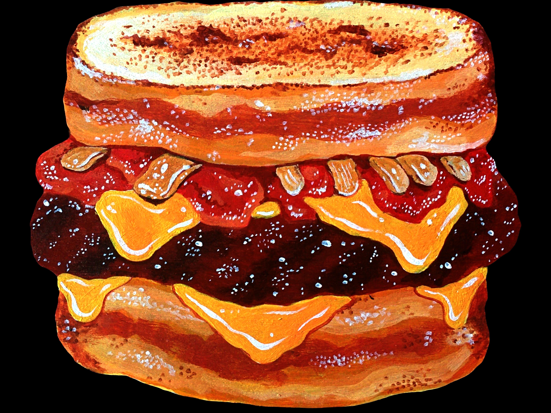 Burger nkucvc