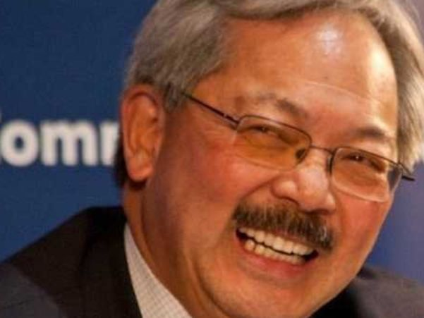 San francisco mayor ed lee daj8em