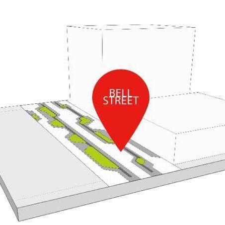 Bell street park seattle graphic vnktbx