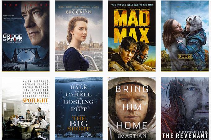 Oscars 2016 fvc00p