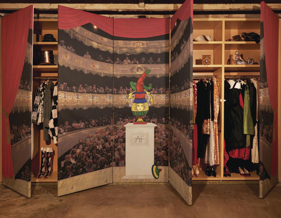 Alba clemente closet idczom